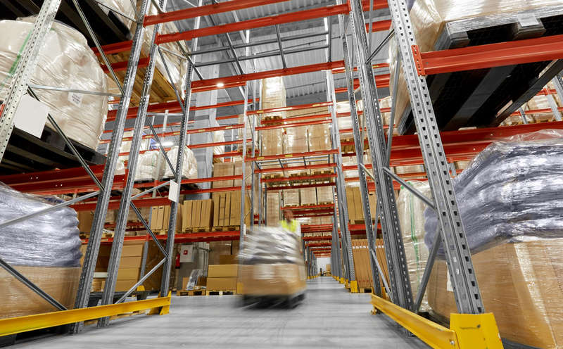 drive-in pallet racking benefits